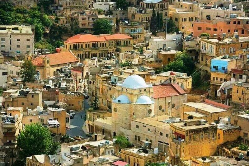 Al-Salt and the Islamic Shrines