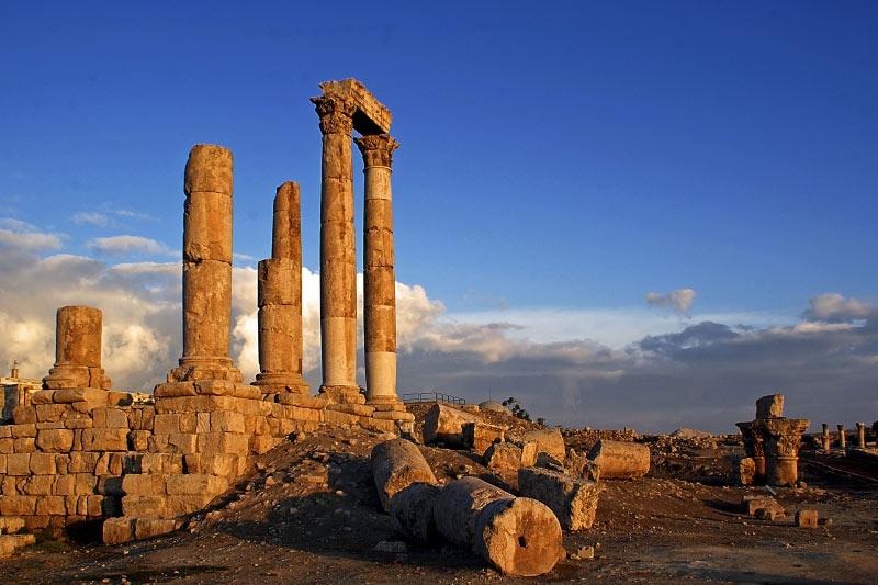 Amman the City of Ummayed Castles