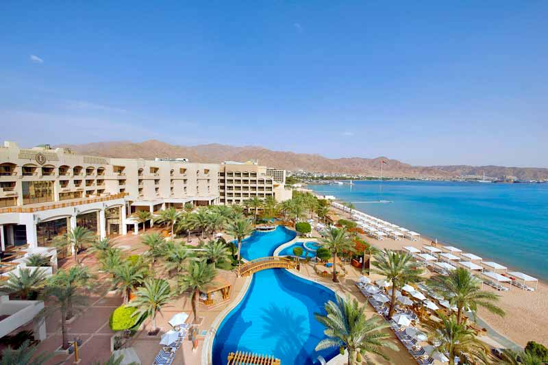 Aqaba and the Red Sea